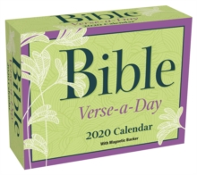 Bible Verse-A-Day 2020 Mini Day-to-Day Calendar, Calendar Book
