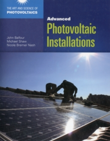 Advanced Photovoltaic Installations, Paperback / softback Book