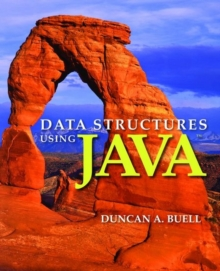 Data Structures Using Java, Paperback / softback Book