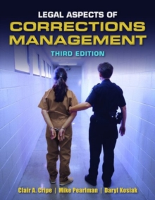 Legal Aspects Of Corrections Management, Paperback Book