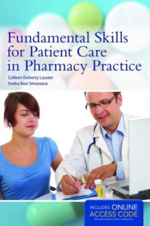 Fundamental Skills For Patient Care In Pharmacy Practice, Paperback / softback Book