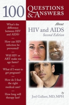 100 Questions & Answers About HIV & Aids, Paperback / softback Book