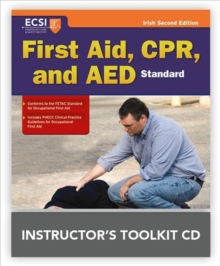 Irish Edition Standard First Aid, CPR, And AED, Instructor's Toolkit, CD-Audio Book