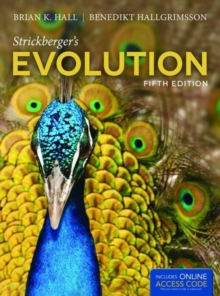Strickberger's Evolution, Hardback Book
