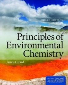 Principles Of Environmental Chemistry, Hardback Book