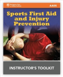 Sports First Aid  &  Injury Prevention Instructor's Toolkit, CD-Audio Book