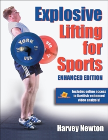 Explosive Lifting for Sports-Enhanced Edition, Paperback Book