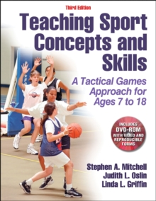 Teaching Sport Concepts and Skills, Mixed media product Book