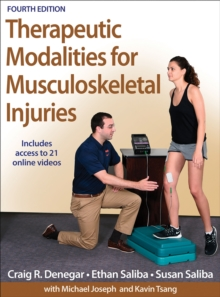 Therapeutic Modalities for Musculoskeletal Injuries, Mixed media product Book
