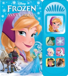 Disney Frozen Little Sound Book : Anna's Friends, Hardback Book