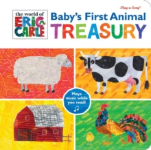 Baby's First Animal Treasury, Hardback Book