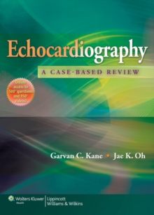 Echocardiography : A Case-Based Review, Hardback Book