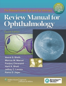 The Massachusetts Eye and Ear Infirmary Review Manual for Ophthalmology, Paperback Book