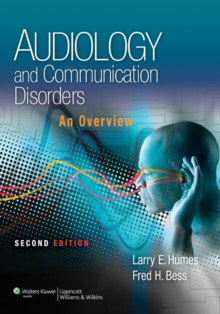 Audiology and Communication Disorders : An Overview, Paperback / softback Book
