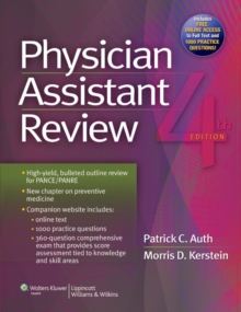 Physician Assistant Review, Paperback / softback Book