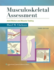 Musculoskeletal Assessment : Joint Motion and Muscle Testing, Spiral bound Book