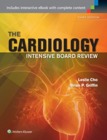 Cardiology Intensive Board Review, Paperback / softback Book