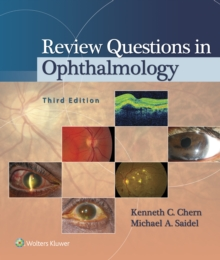 Review Questions in Ophthalmology, Paperback / softback Book