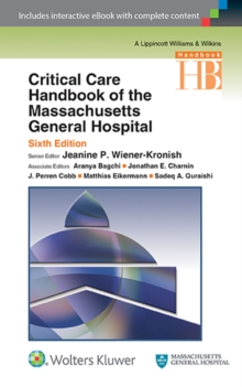 Critical Care Handbook of the Massachusetts General Hospital, Paperback Book