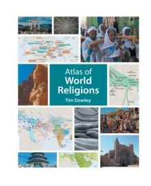 Atlas of World Religions, Hardback Book