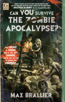 Can You Survive the Zombie Apocalypse?, Paperback Book