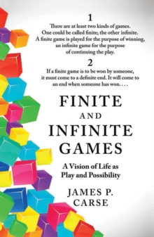 Finite and Infinite Games, EPUB eBook