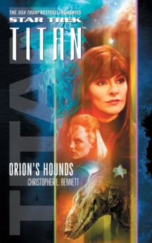 Star Trek: Titan #3: Orion's Hounds, Paperback / softback Book