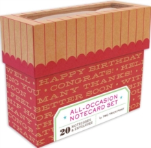 All Occasion Notecard Set, Cards Book