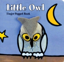 Little Owl: Finger Puppet Book, Board book Book