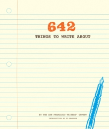 642 Things to Write Journal, Notebook / blank book Book