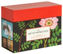 The Art of Instruction : 100 Postcards of Vintage Educational Charts, Postcard book or pack Book