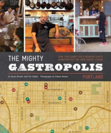 Mighty Gastropolis, Paperback / softback Book