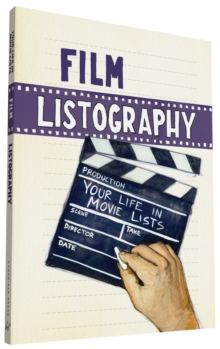 Film Listography, Notebook / blank book Book
