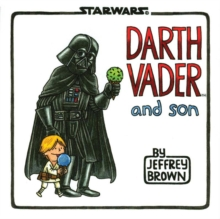 Darth Vader and Son, Hardback Book
