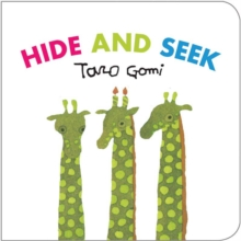 Hide and Seek, Board book Book