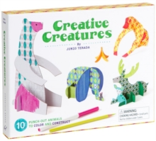 Creative Creatures, Novelty book Book
