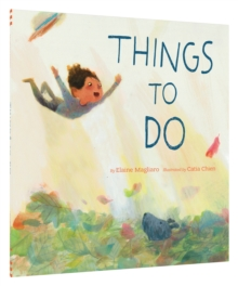 Things to Do, Paperback / softback Book