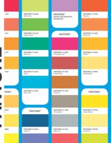 Pantone Artist and Writers Notebook, Notebook / blank book Book