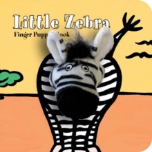 Little Zebra, Board book Book
