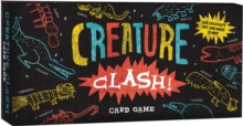 Creature Clash! Mix and Match Coloring Book, Game Book