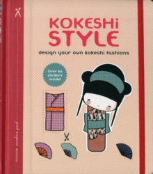 Kokeshi Style: Design Your Own Kokeshi Fashions, Diary Book