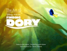 The Art of Finding Dory, Hardback Book