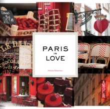 Paris in Love, Hardback Book