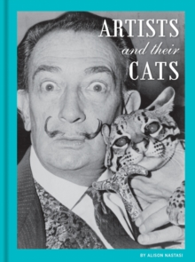 Artists and Their Cats, Hardback Book