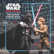 Star Wars Epic Yarns: The Empire Strikes Back, Hardback Book