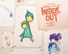The Art of Inside Out, Hardback Book