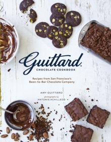 Guittard Chocolate Cookbook, Paperback / softback Book