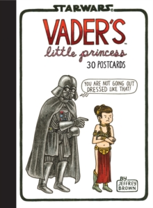 Vader's Little Princess Postcards, Calendar Book