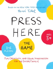 Press Here Game, Game Book