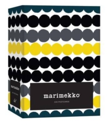 Marimekko Postcard Box : 100 Postcards, Calendar Book